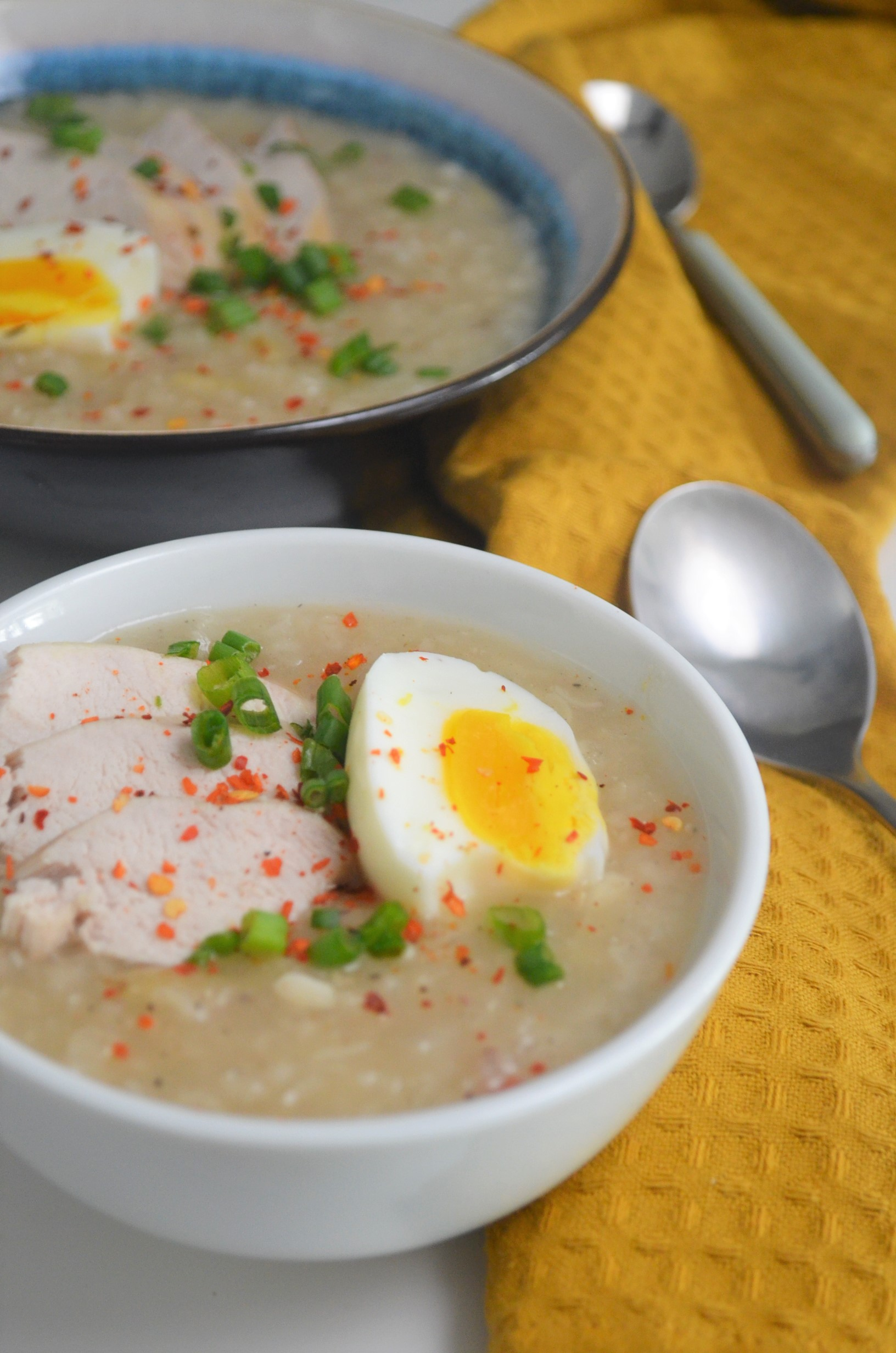 Filipino Chicken Arozcaldo