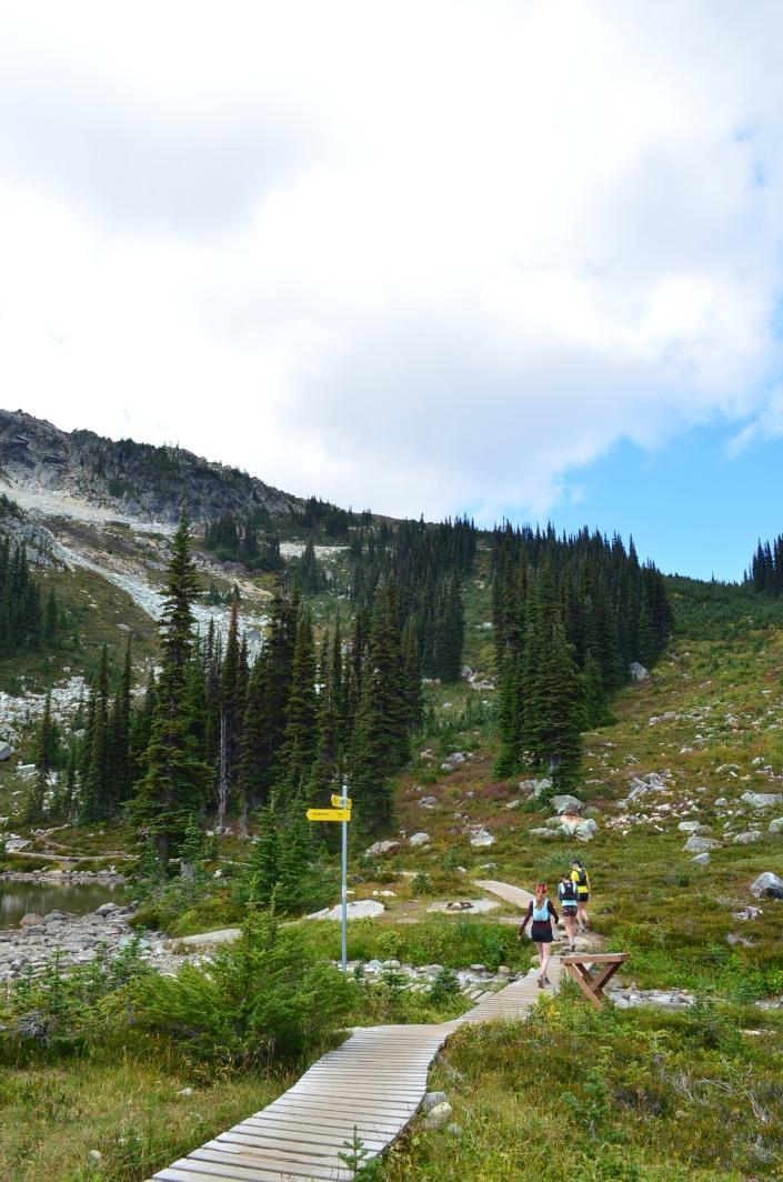 Harmony Trail Whistler BC Canada