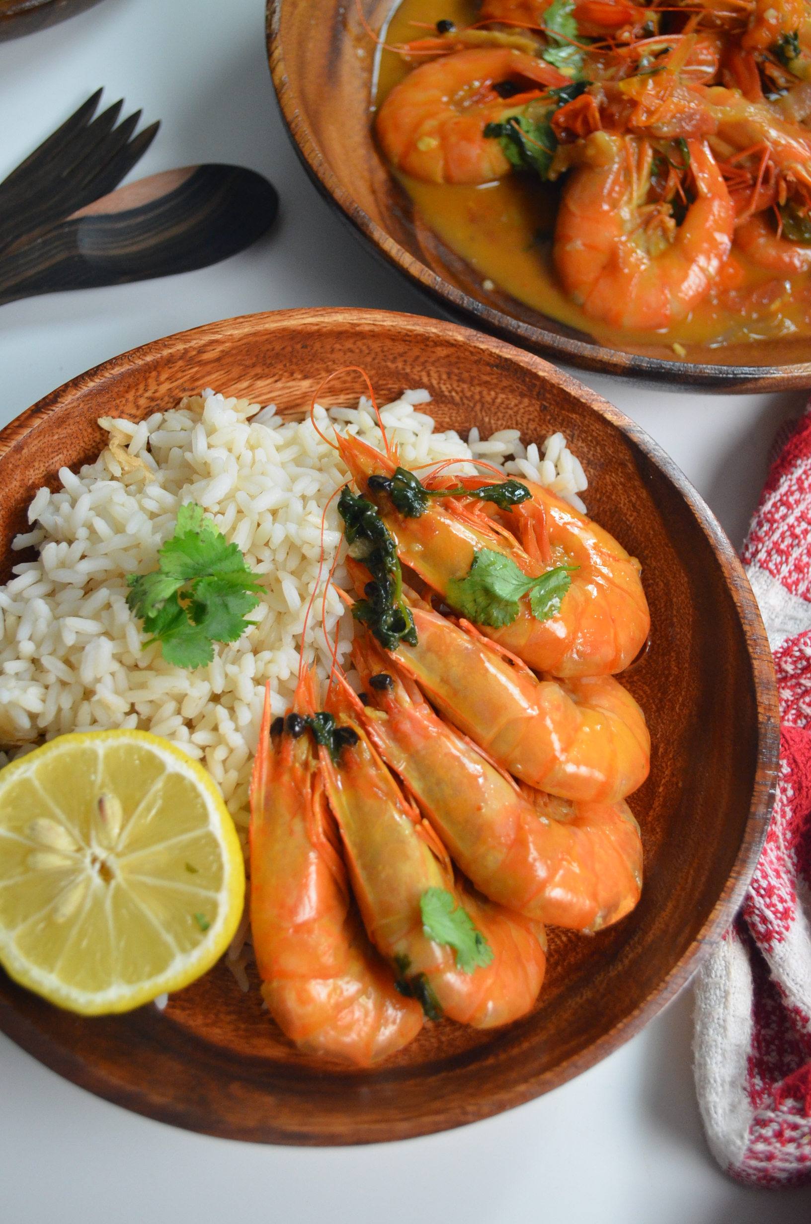 Shrimp Coconut Stew