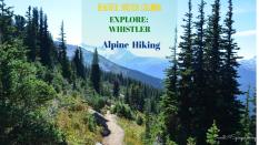 Whistler Alpine Hike 2