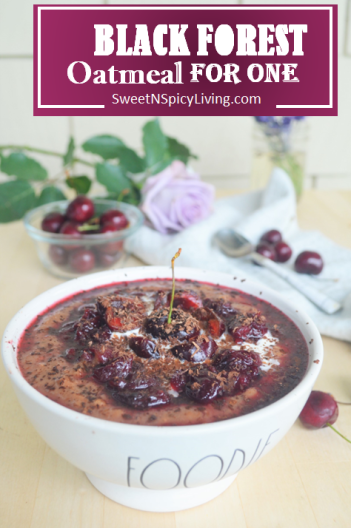 Black Forest Oatmeal 3