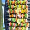 Chimichurri Vegetable Kebabs By SweetNSpicyLiving