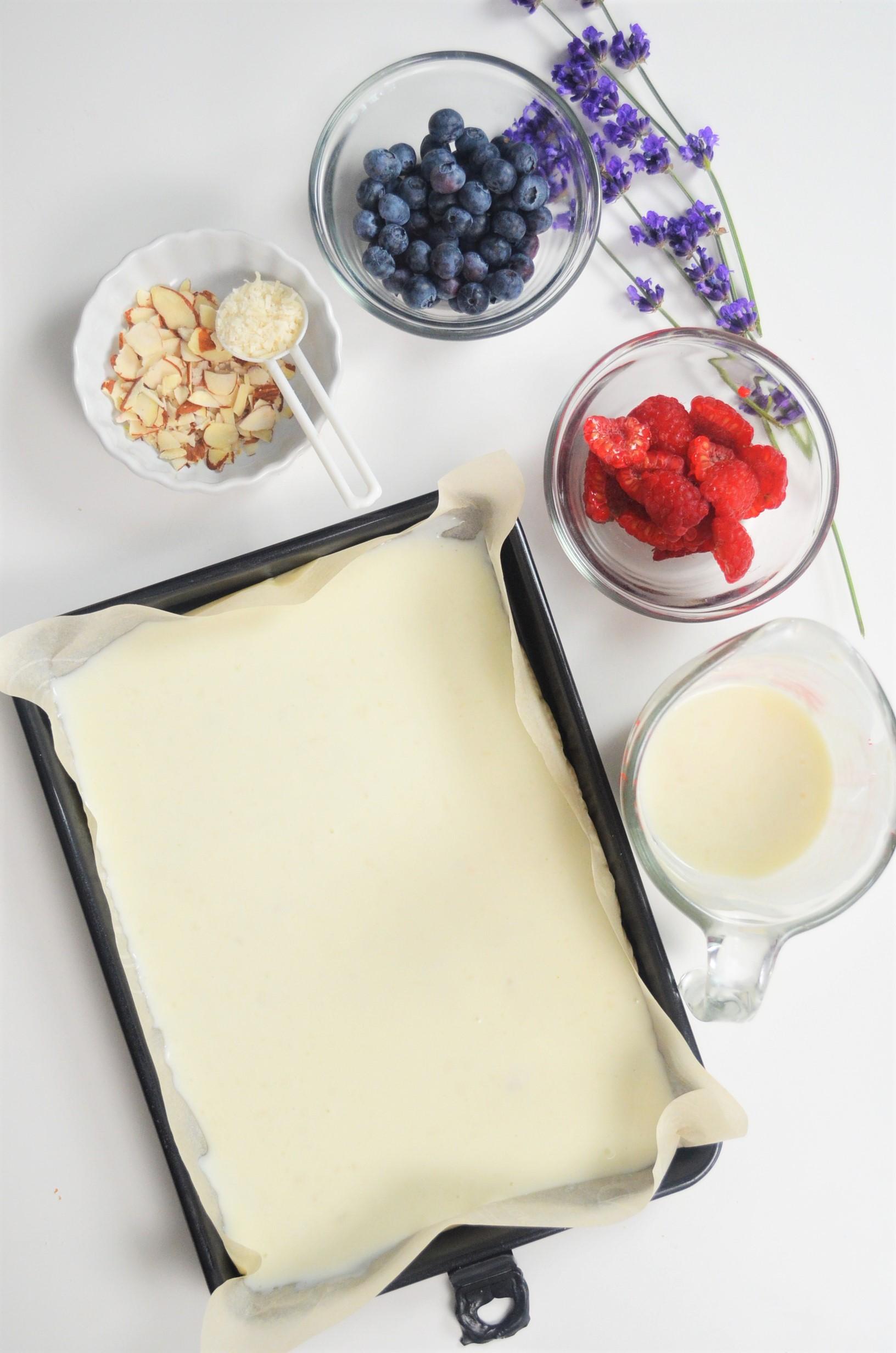 Frozen Yogurt Fruit Bark By SweetnSpicyLiving
