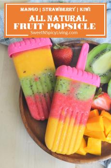 Fruit Popsicle
