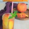 Peach Cold Brew Tea4