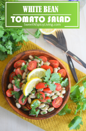 Tuscan White Bean Salad 2