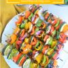 Vegetable Kebabs 1