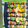 Vegetable Kebabs 3