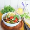 White Bean TomatoSalad