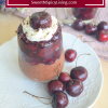 Black Forest Chia Seed Pudding 2