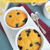 Blueberry and Pumpkin Muffin ForTwo