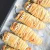 Halloween Jalapeno MummyAppetizer