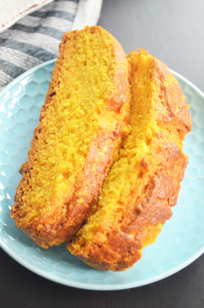 No Knead Pumpkin Soda Bread For Two By SweetNSpicyLiving