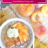 Peaches and CreamOatmeal