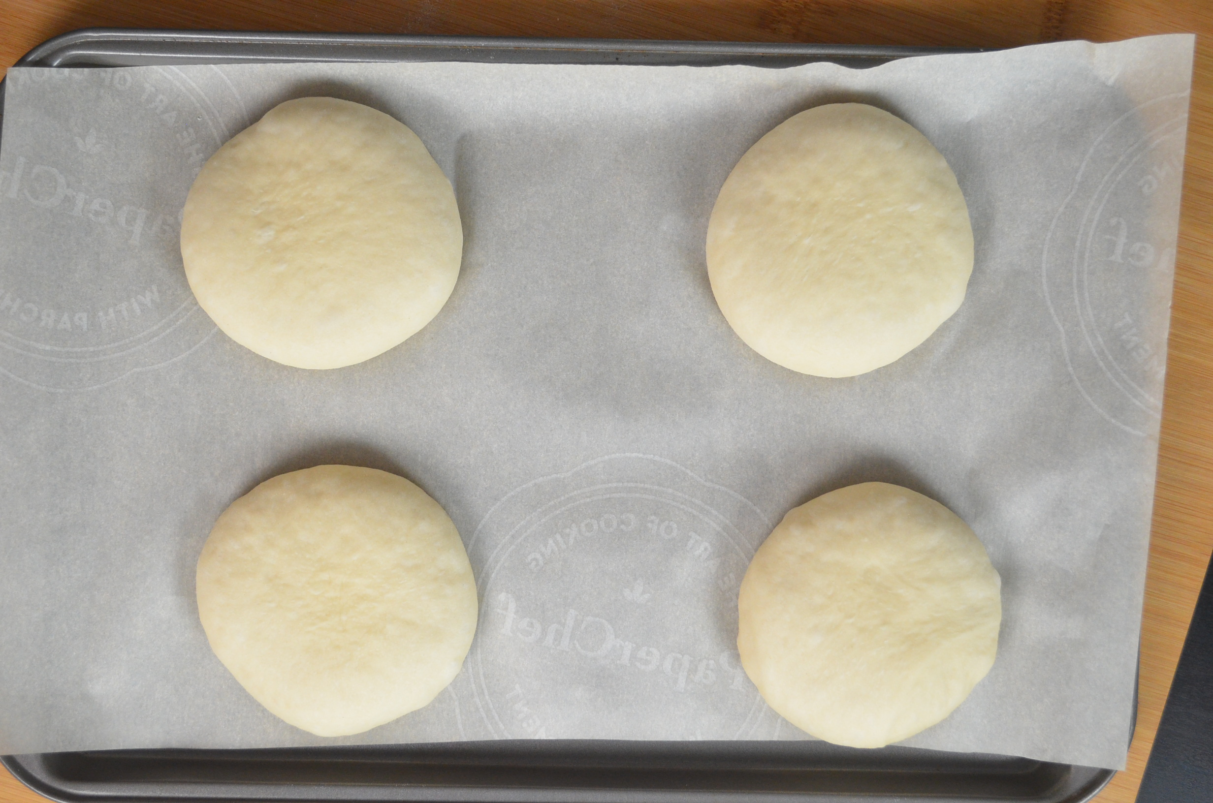 Small Batch Burger Buns