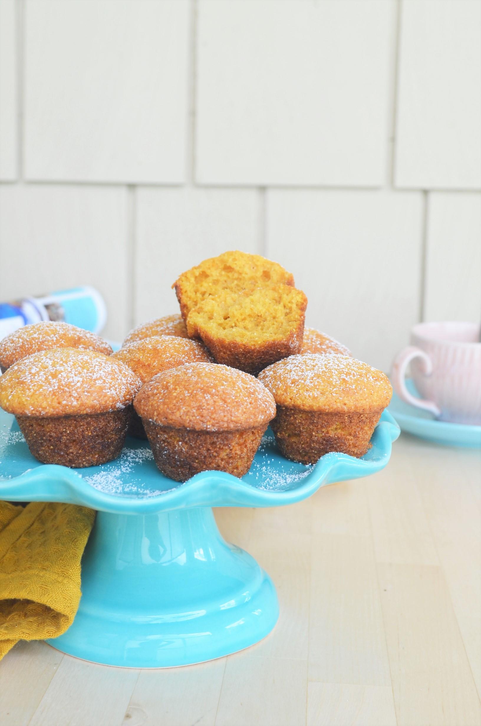 Small Batch Mini Cornbread Muffin