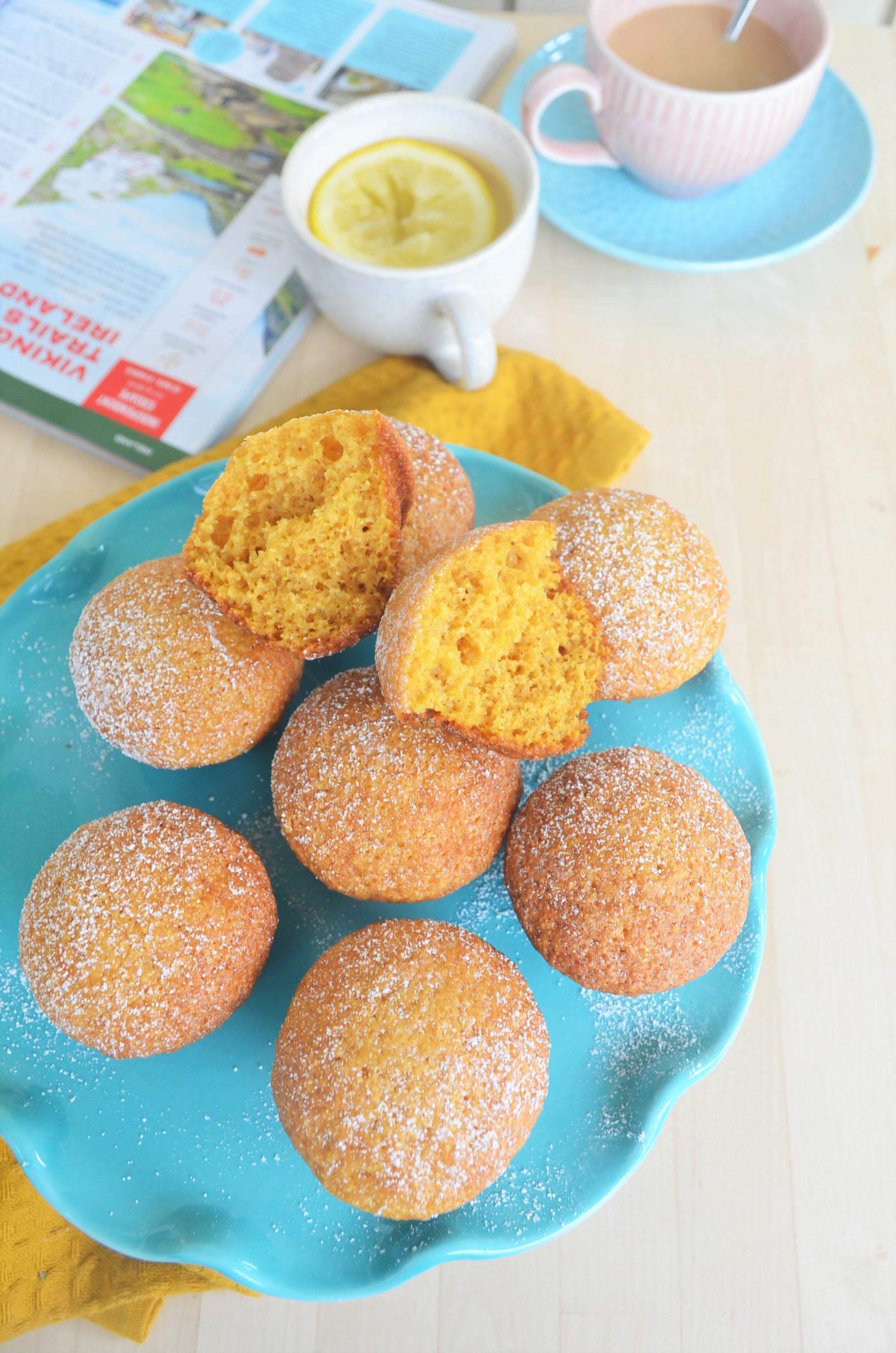 Small Batch Mini Pumpkin Muffin