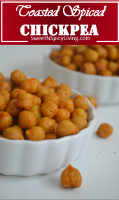 Toasted Spiced Chickpea
