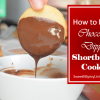Chocolate Dipped Shortbread Cookie5