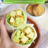 Crunchy Baked Tofu Wrap2
