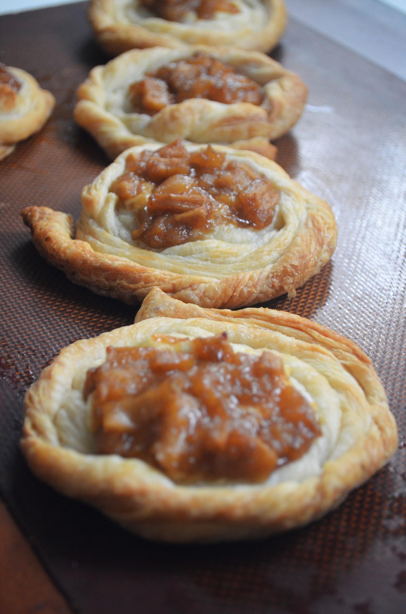 Homemade Applish Danish Puff Pastry
