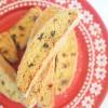 Small Batch Pistachio and CranberryBiscotti