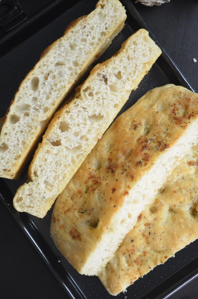 Garlic Foccacia Bread