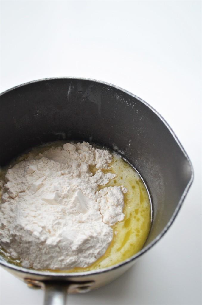 How to Make Churro Dough