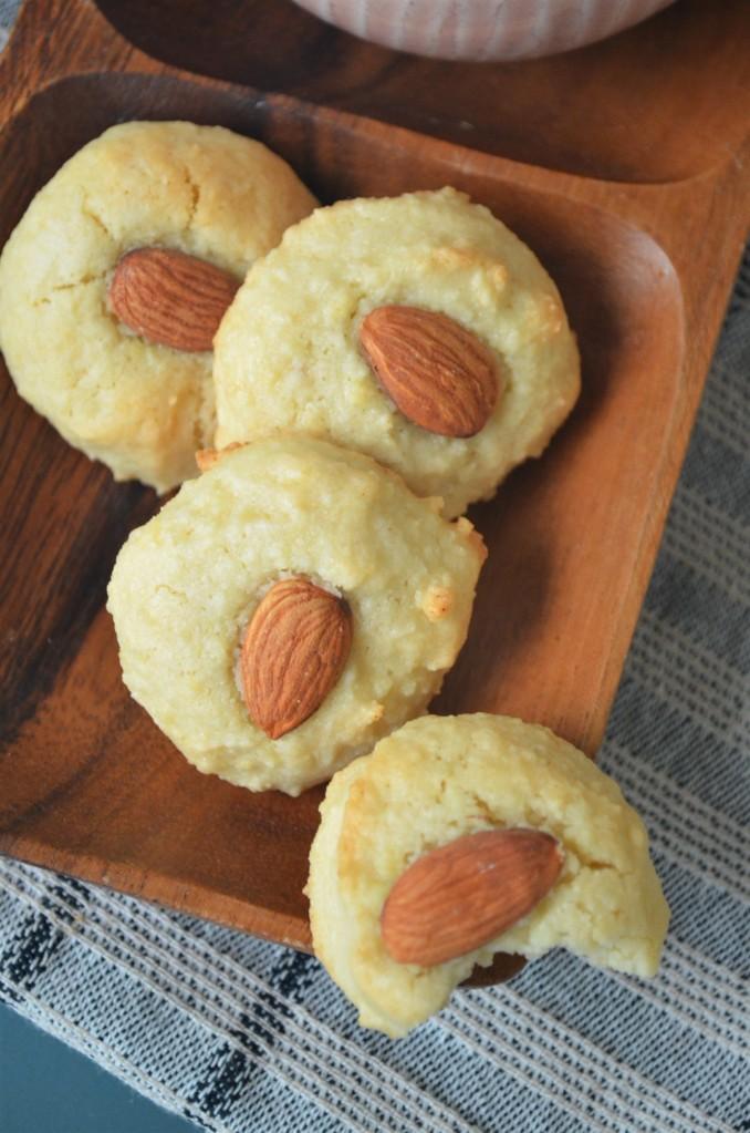Amaretto Almond Cookie