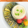 Hasselback Zucchini 2