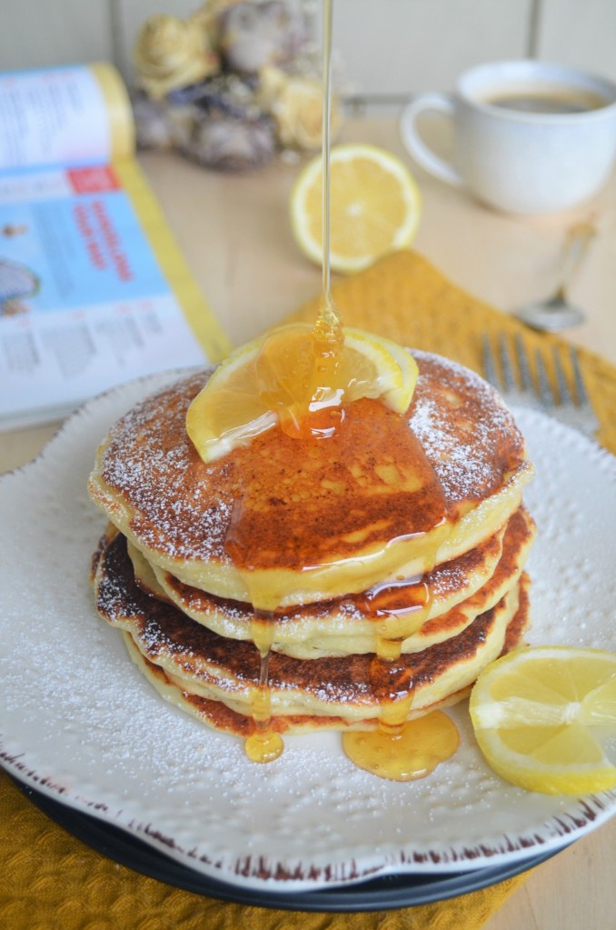 Small Batch Pancake