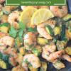 Zucchini and Shrimp Stir Fry2