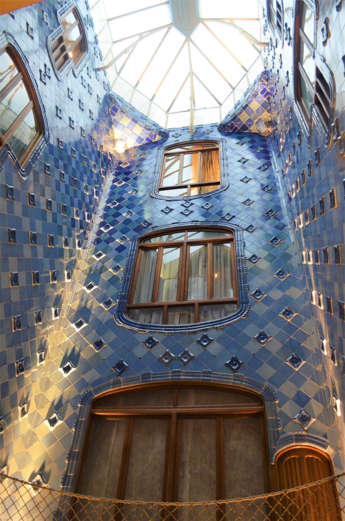 Casa Battlo  Barcelona Spain