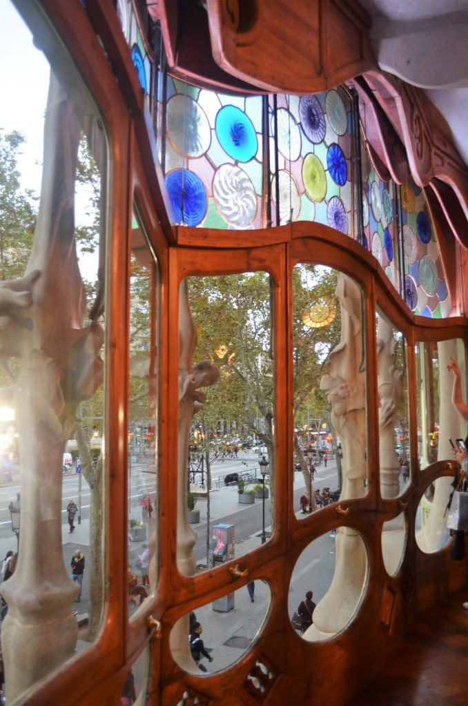 Living Room at Casa Battlo
