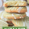 Matcha Shortbread Cookie2