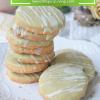Matcha Shortbread Cookie