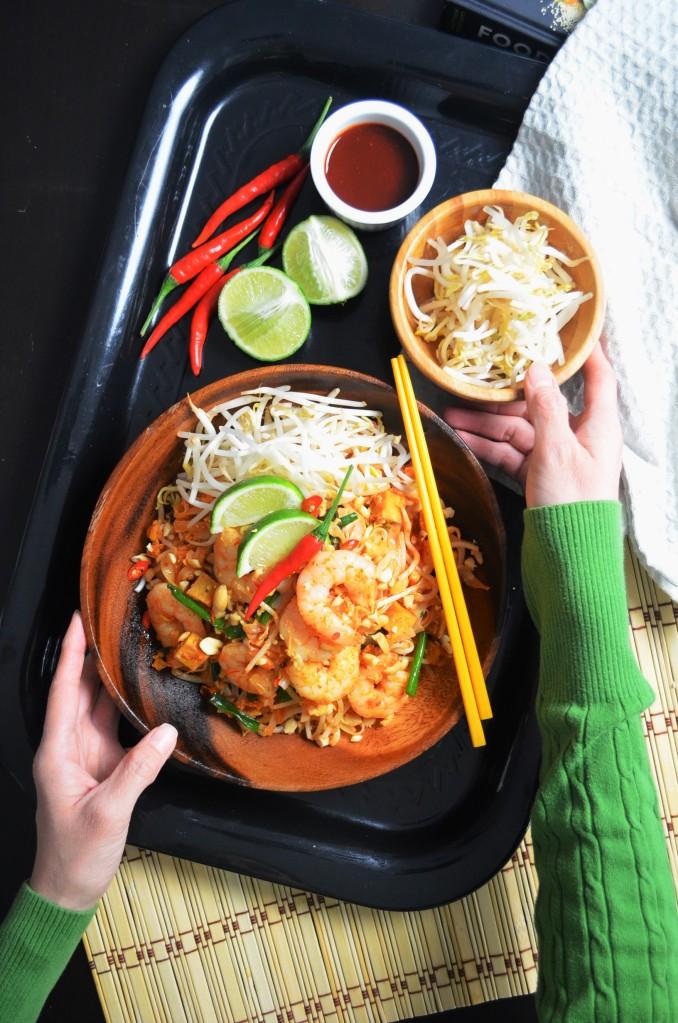 Srimp Pad Thai