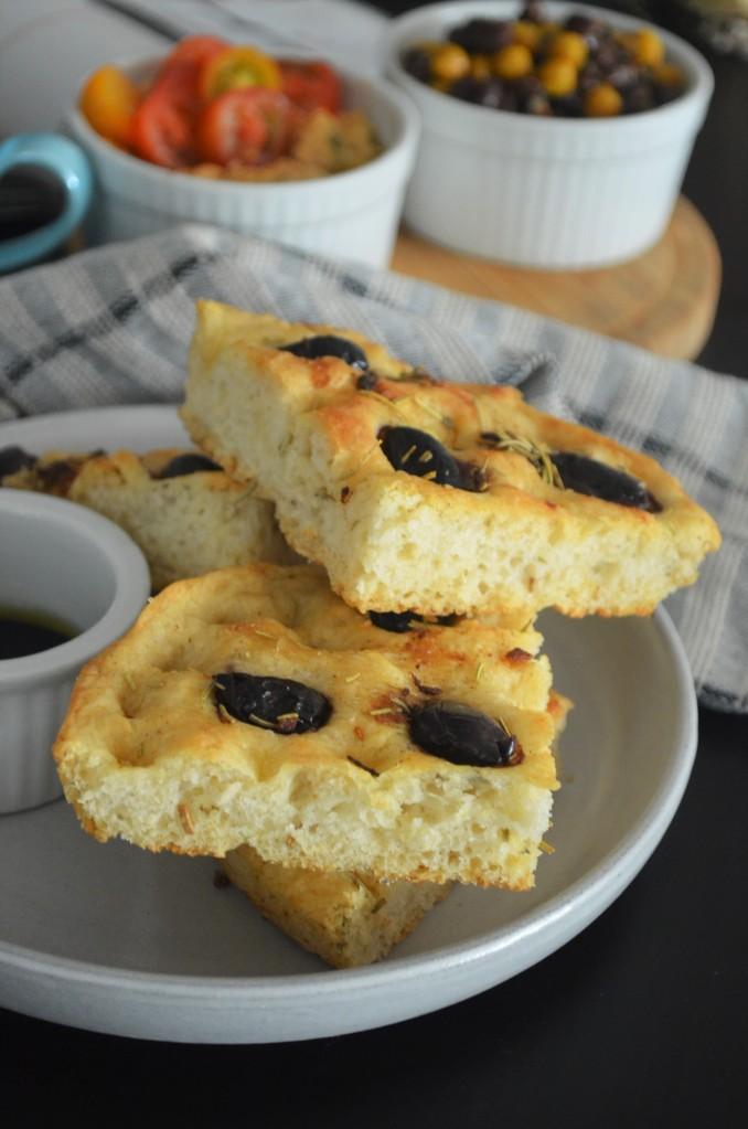 How to Make Foccacia Bread