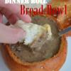 Dinner Roll BreadBowl