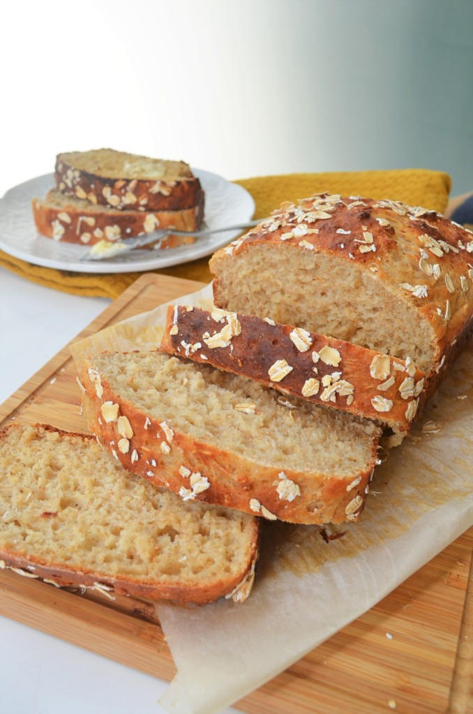 No Yeast Sandwich Bread