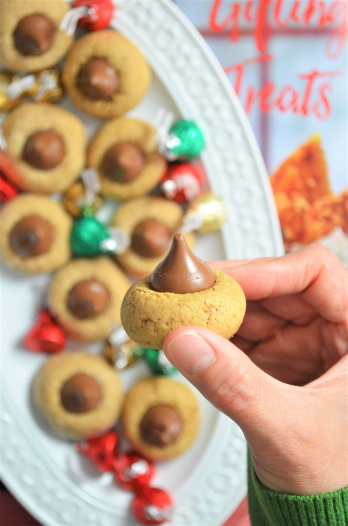 Small Batch Peanut Butter Thumbnail Cookie By SweetNpicyLiving