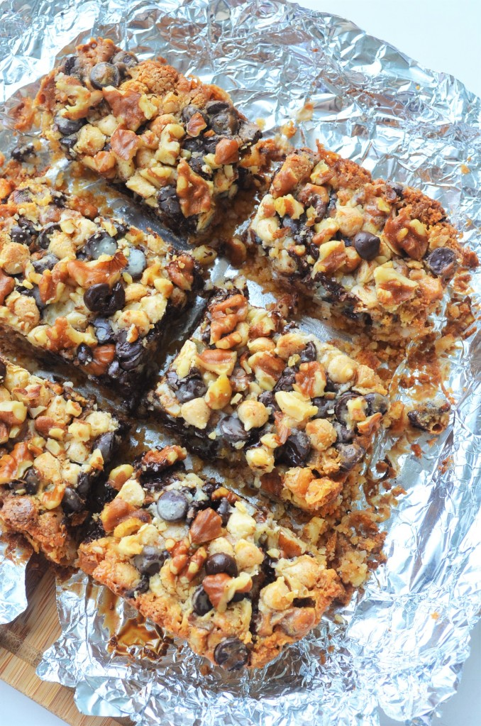 7 Layers Magic Cookie Bar By SweetNSpicyLiving