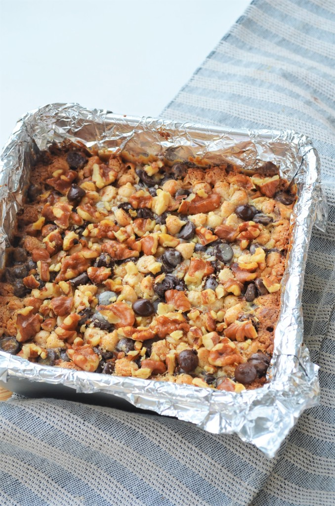 Small Batch 7 Layers Magic Cookie Bar
