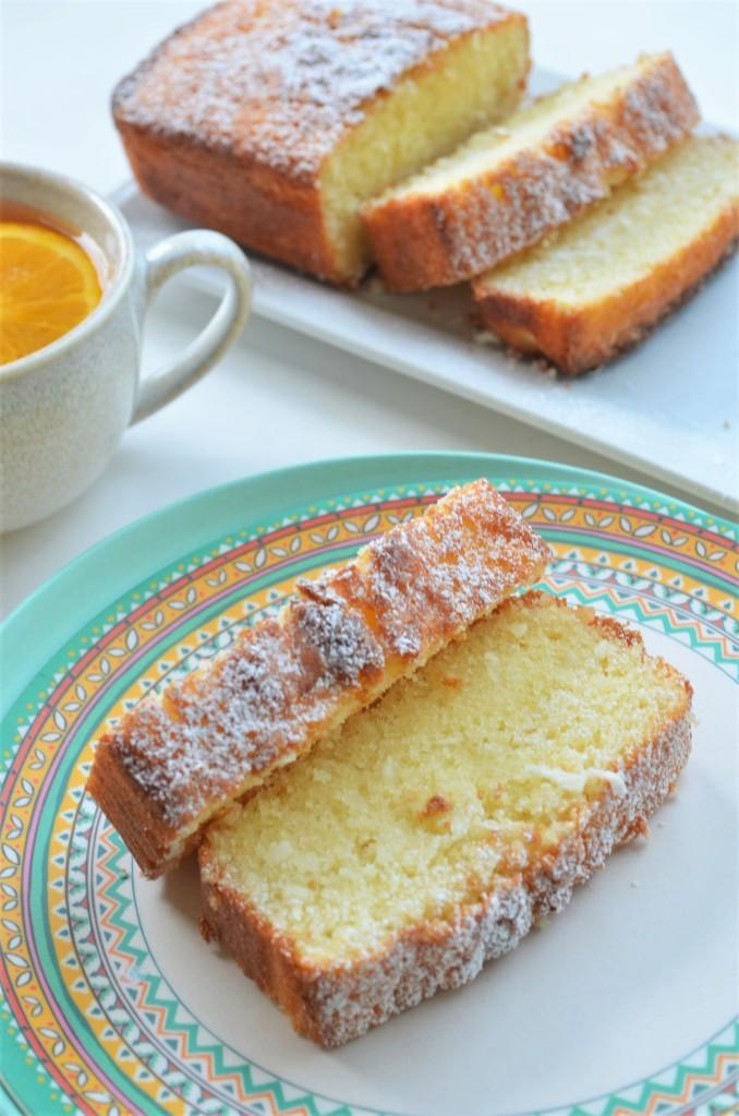 Coconut Cake Butter Cake