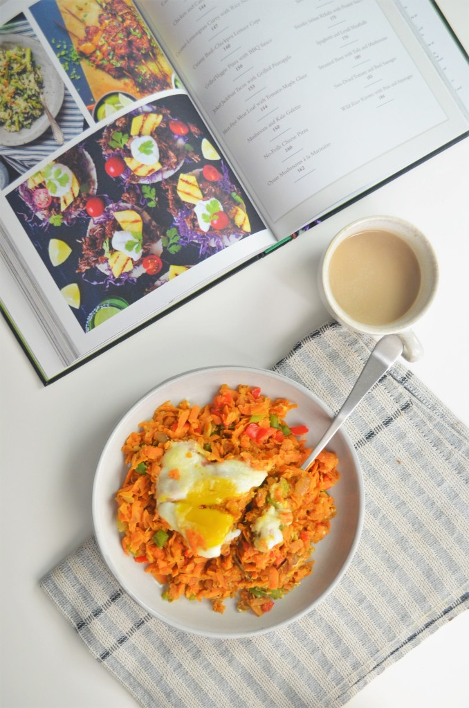 Skillet Sweet Potato Breakfast Hash