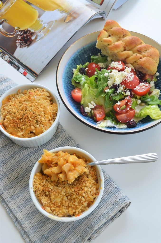 Small Batch Mac and Cheese For Two