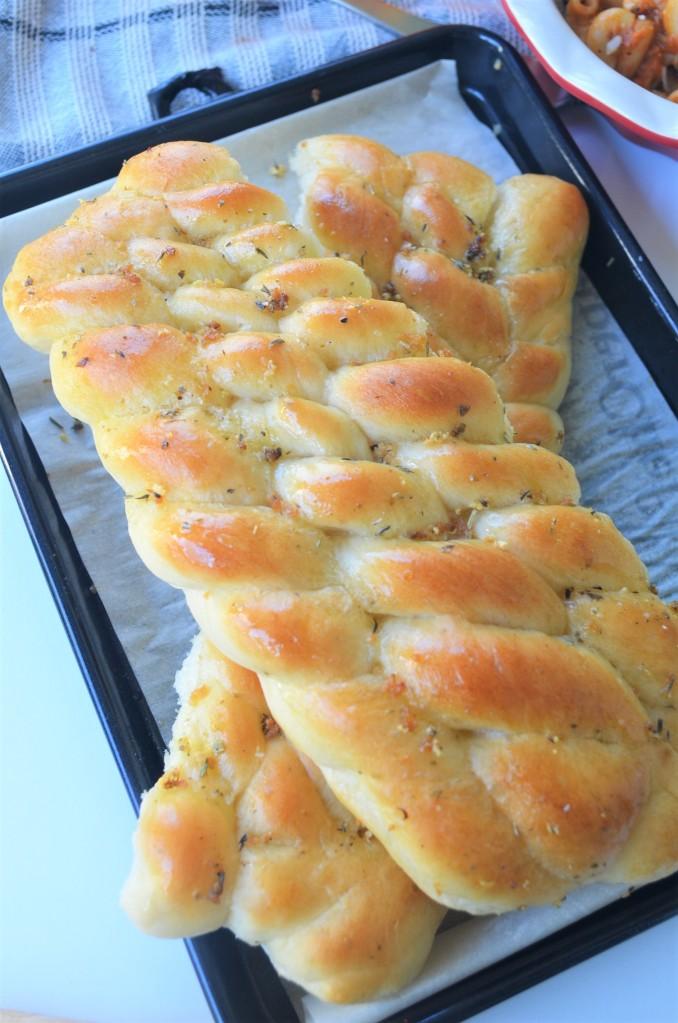 Homemade Garlic Bread Stick