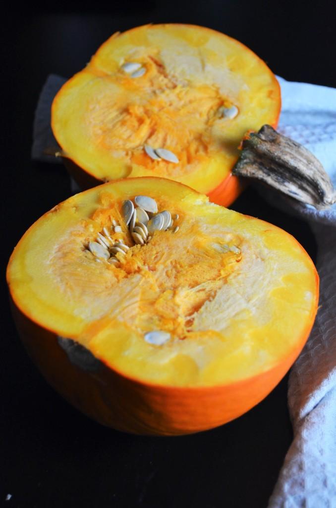 How to Cut Pumpkin