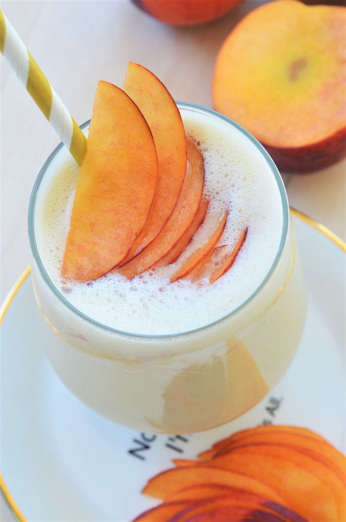 Peah Oats Smoothie