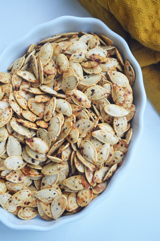 Chile Lime Roasted Pumpkin Seed